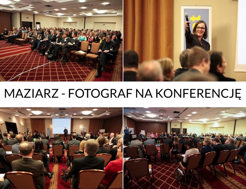 fotograf na konferencje Trójmiasto