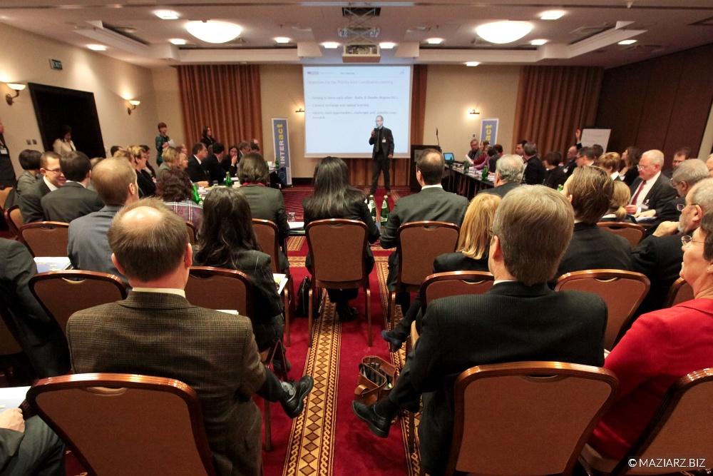 zdjęcia z konferencji Gdynia